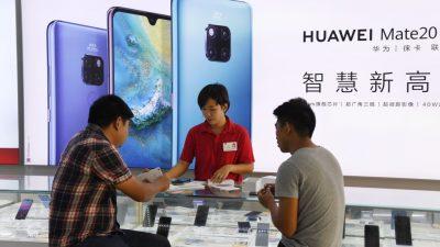 Kein Android für Huawei: Bekommen Kunden ihr Geld zurück?