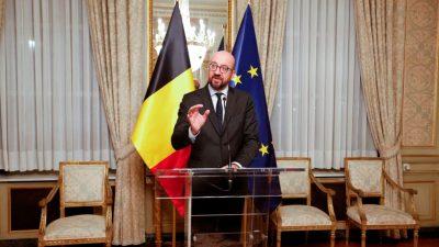 Koalition in Belgien steht wegen Streits um UN-Migrationspakt vor dem Aus