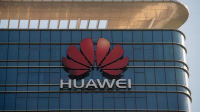 Für die KP China ist Huawei der Eckpfeiler ihrer Politik, um die USA zu überholen