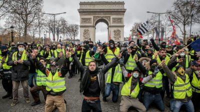 Der Aufstand der Gelbwesten: Europäischer Frühling oder Marsch ins Chaos?