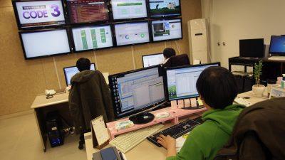 China hat eine Datenbank über Amerikaner aufgebaut – ähnlich wie das Sozialkreditsystem