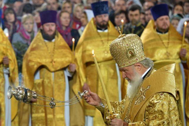 Brief An Merkel Und Papst Patriarch Kirill Warnt Vor Verfolgung