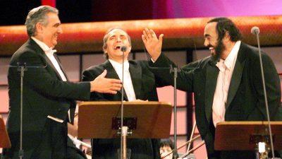 """Plácido Domingo: """"Die Menschen brauchen diese Musik"""""""