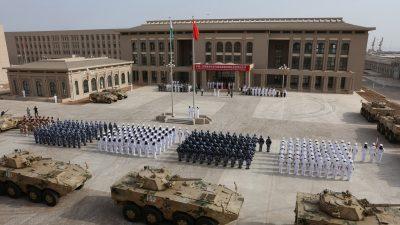 China schützt Investitionen in Afrika durch Ausbau der militärischen Präsenz