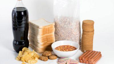 Fertigprodukte: Zucker, Salz und Fett sollen bis 2025 reduziert werden