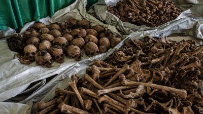 Justizkreise: Frankreich lässt Ermittlungen wegen Völkermords in Ruanda fallen