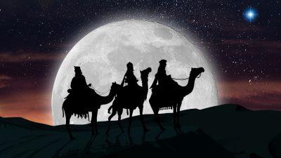 Der Stern von Bethlehem – Von Otto Julius Bierbaum