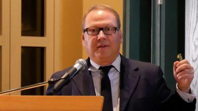 """Universität Köln: """"Antifa"""" wollte Vortrag von Max Otte verhindern"""