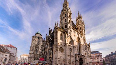 Nach brutalem Überfall auf Klosterkirche in Wien: Polizei kann Terrorakt mittlerweile ausschließen