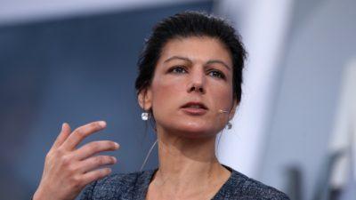 """""""Nicht klar, was abgefragt und gefunkt wird"""" – Sahra Wagenknecht's Nein zur Corona-Warn-App"""