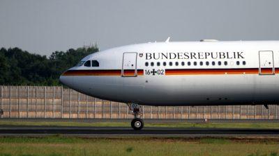 Bundeswehr will Flotte der Flugbereitschaft vergrößern