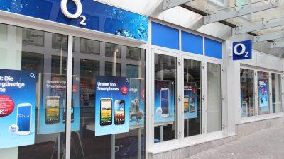 Mobilfunk: Telefónica klagt gegen 5G-Vergabe