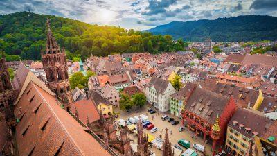 """US-Blogger: Kriminelle Migranten aus muslimischen Ländern machten Freiburg """"vom sonnigsten Ort zum Ort der Schatten"""""""
