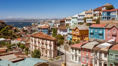 Der letzte DDR-Bürger in Valparaiso – Vera Lengsfeld unterwegs in Chile