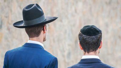 Antisemitismus geht hauptsächlich von judenfeindlichen Muslimen und Linken aus