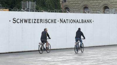 Schweiz & Franken ein sicherer Hafen für Ihr Geld? Mitnichten!