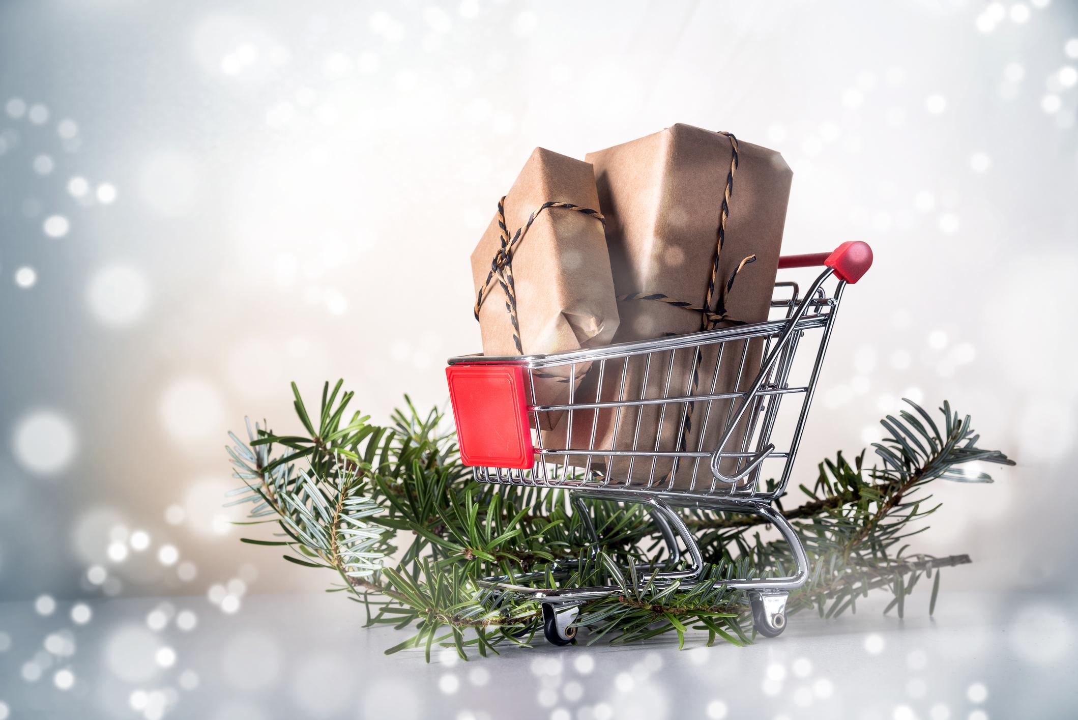 Einzelhandel: Insgesamt schwacher Start ins Weihnachtsgeschäft