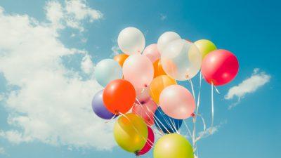 Mission Impossible? Mit 100 Heliumballons über Johannesburg fliegen