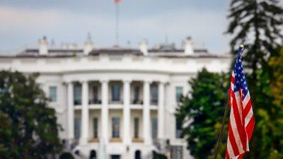 Weißes Haus in Alarmbereitschaft wegen möglicher Cyberangriffe