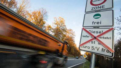 Zehntausende Bürger unterzeichnen Petitionen gegen Diesel-Fahrverbote