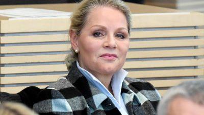 Doris von Sayn-Wittgenstein: Vom Parteiausschluss bedrohte Abgeordnete zur Nord-AfD-Chefin gewählt