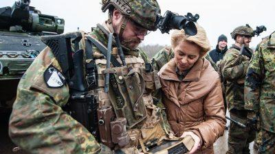 Bundeswehr wächst – Pläne für sechstes Panzerbataillon