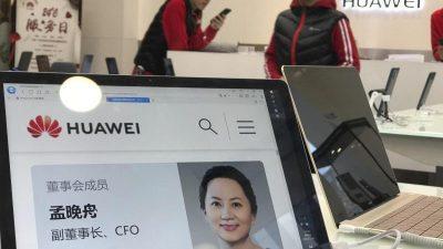 Huawei: Die Firma von Chinas Stasi – in der Hand der korrupten Clique von Jiang Zemin