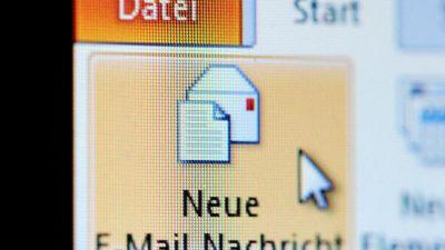 Ermittler sollen leichteren Zugriff auf E-Mails bekommen
