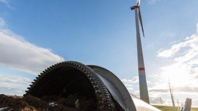Windkraft ja, aber … Verfassungsrechtler kritisiert Pläne der Bundesregierung