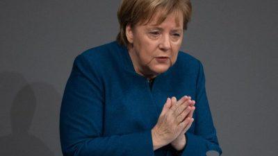 Soll Merkel beim Werkstatt-Treffen der CDU im Februar demontiert werden?
