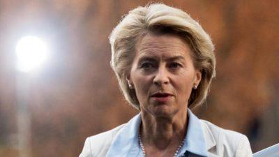 Verdacht der Untreue: Stecken Insider hinter Strafanzeige gegen von der Leyen?