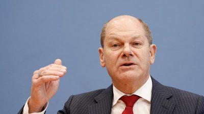 Scholz unterstützt Macrons Aufruf zu EU-Reformen