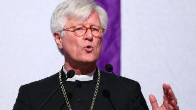 Bedford-Strohm verteidigt Absage an AfD-Politiker für Kirchentag