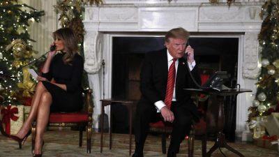 Wie Trump Amerika und die Welt im Jahr 2018 verändert hat