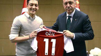 Der Fall Özil: Ein Drama mit vielen Verlierern