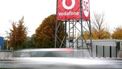 """Vodafone-Chef: Bei Datenschutz wegen Corona """"über unseren Schatten springen"""""""