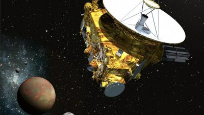 "Nasa-Sonde trifft auf Himmelskörper ""Ultima Thule"" – Irgendwo hinter dem Pluto im Kuipergürtel"