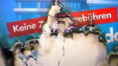 """Anschläge auf AfD-Büros in Sachsen: Partei beklagt """"Narrenfreiheit für linke Chaoten"""""""