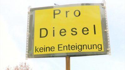 """""""Gelbe Weste und gute Laune mitbringen"""": Diesel-Rebell ruft zur Samstagsdemo auf"""