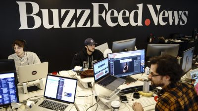 Zwei Wochen nach Fake-News-Skandal: BuzzFeed entlässt 200 Mitarbeiter – deutsche Belegschaft bleibt