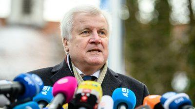 """Für den """"Schutz unserer Demokratie"""": SPD fordert Seehofer nach Datendiebstahl zum Handeln auf"""
