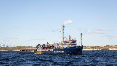 """Menschenrechtsgericht fordert Rom zu Nothilfe für Migranten auf """"Sea-Watch 3"""" auf"""