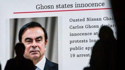 """Automanager Carlos Ghosn: """"In jeder anderen Demokratie wäre das nicht normal"""""""