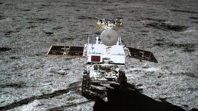 Nächte auf der erdabgewandten Seite des Mondes kälter als erwartet