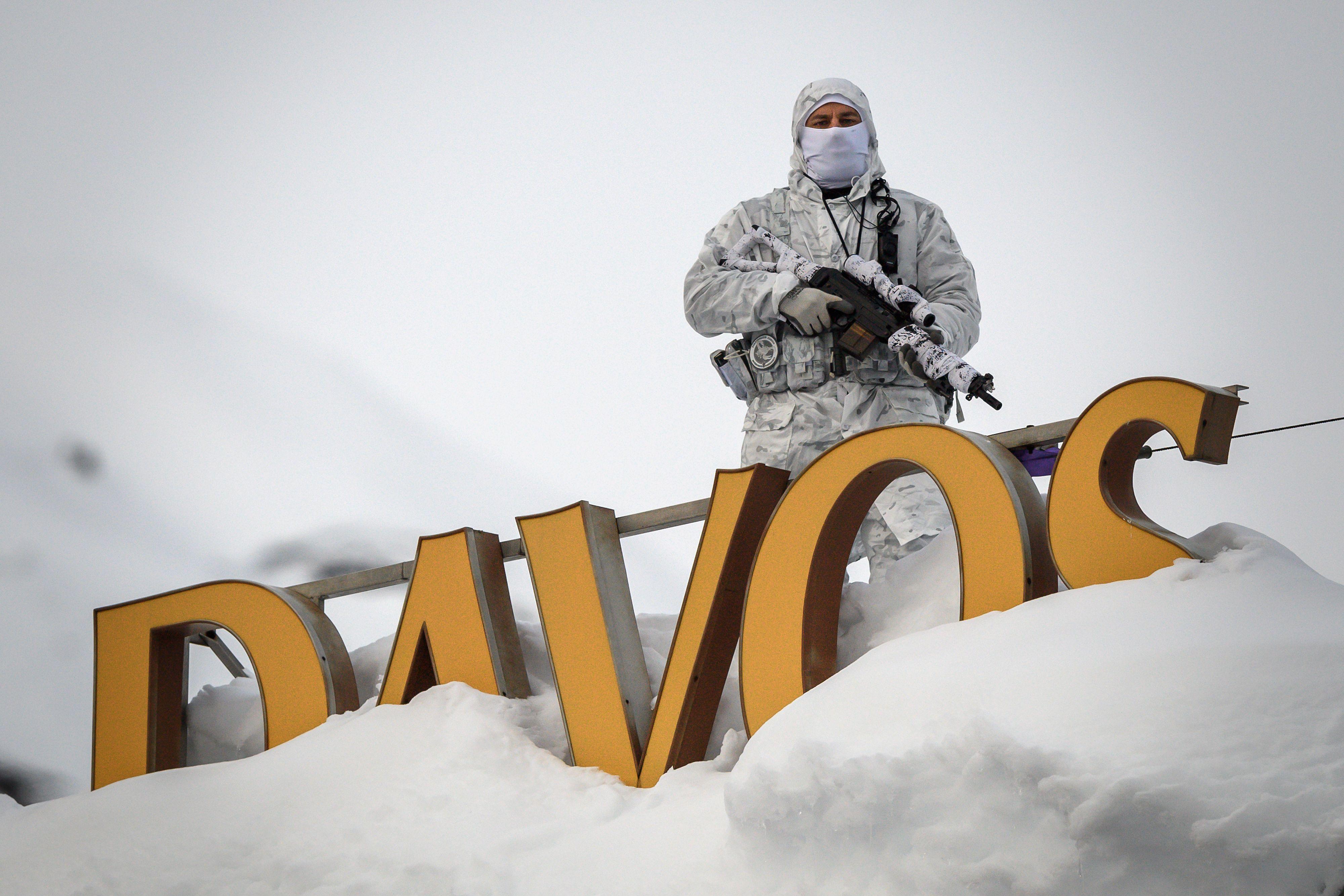 """Davos-Treffen online und Startschuss des """"Great Reset"""": 25. bis 29. Januar 2021"""