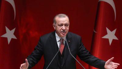Erdogan will Kommunalwahl-Ergebnis mit allen Mitteln bekämpfen