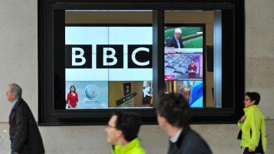 Boris Johnson: Wer BBC die Zwangsgebühren verweigert, soll nicht mehr bestraft werden