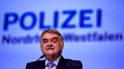 """Innenminister Reul zur Kriminalstatistik NRW: Anstieg der Sexualdelikte """"sehr ernst zu nehmende Entwicklung"""""""