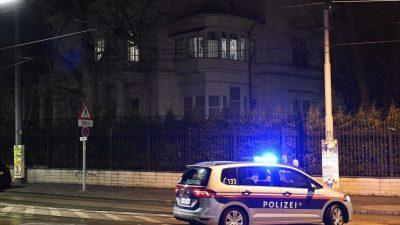 Überfall auf Klosterkirche – Wiener Polizei veröffentlicht Phantombild: Wer kennt diesen Mann?