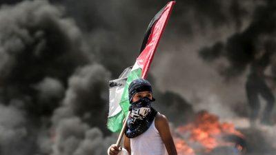 """""""Eine-Million-Marsch"""" an Gaza-Grenze: Sorge vor Eskalation"""